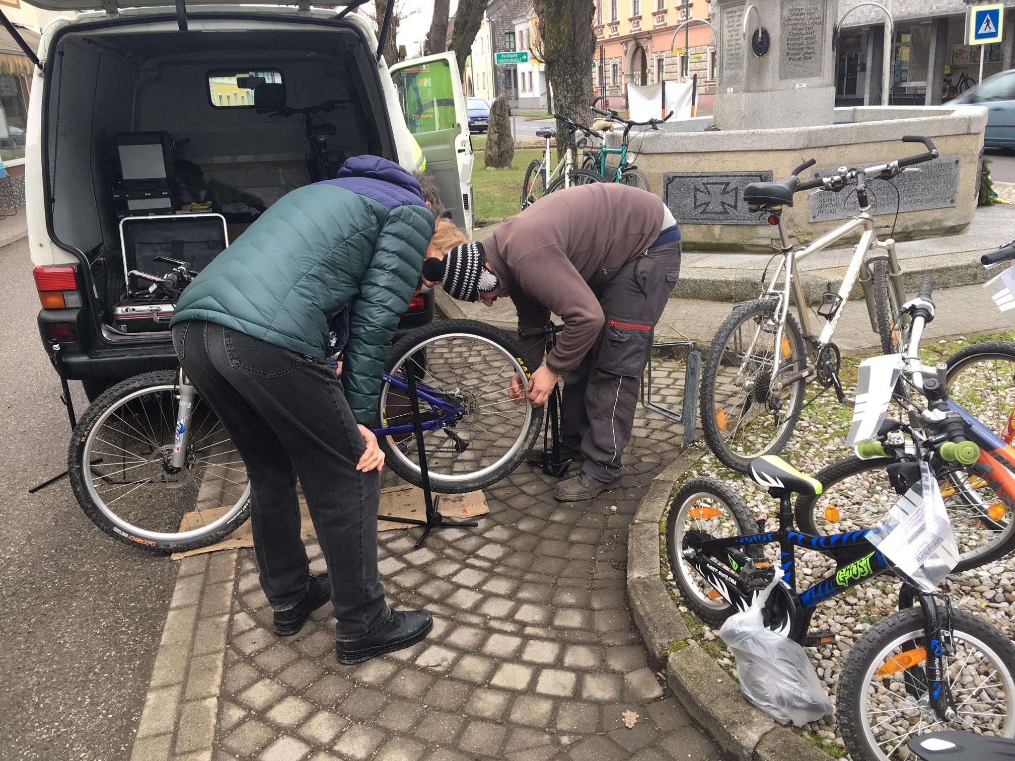 Fahrrad-Check & Fahrrad-Basar  2019